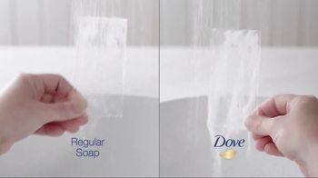 Dove White Beauty Bar TV Spot, 'Clean-Rinsing' - Thumbnail 5