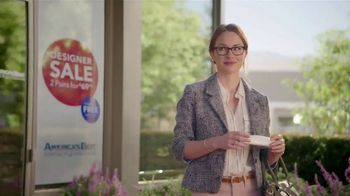 America's Best Contacts and Eyeglasses Designer Sale TV Spot, 'Red Carpet' - Thumbnail 3
