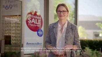 America's Best Contacts and Eyeglasses Designer Sale TV Spot, 'Red Carpet' - Thumbnail 5