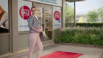 America's Best Contacts and Eyeglasses Designer Sale TV Spot, 'Red Carpet' - Thumbnail 7