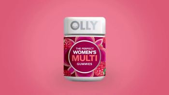 Olly The Perfect Women's Multi Gummies TV Spot, 'On Top of Everything' - Thumbnail 1