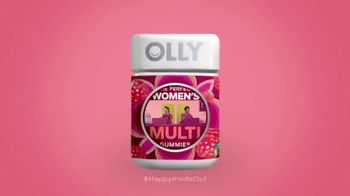 Olly The Perfect Women's Multi Gummies TV Spot, 'On Top of Everything' - Thumbnail 10