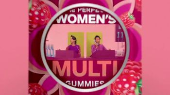 Olly The Perfect Women's Multi Gummies TV Spot, 'On Top of Everything' - Thumbnail 2