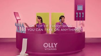Olly The Perfect Women's Multi Gummies TV Spot, 'On Top of Everything' - Thumbnail 9