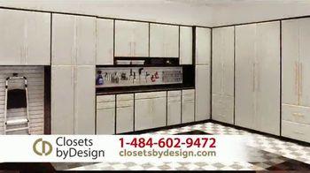 Closets by Design TV Spot, 'Custom Home Storage Needs' - Thumbnail 2