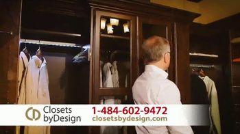 Closets by Design TV Spot, 'Custom Home Storage Needs' - Thumbnail 5