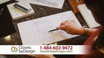 Closets by Design TV Spot, 'Custom Home Storage Needs' - Thumbnail 6