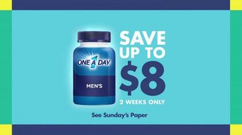 One A Day Men's TV Spot, 'Swagger Game: Save $8' Song by Outasight - Thumbnail 10