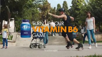 One A Day Men's TV Spot, 'Swagger Game: Save $8' Song by Outasight - Thumbnail 5