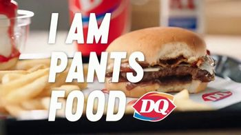 Dairy Queen A1 Bacon Cheeseburger $5 Buck Lunch TV Spot, 'Fancy Pants' - Thumbnail 7
