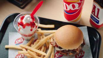 Dairy Queen A1 Bacon Cheeseburger $5 Buck Lunch TV Spot, 'Fancy Pants' - Thumbnail 3