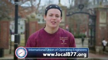 International Union of Operating Engineers TV Spot, 'Don't Get Left Behind' - Thumbnail 8