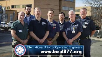 International Union of Operating Engineers TV Spot, 'Don't Get Left Behind' - Thumbnail 3