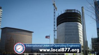 International Union of Operating Engineers TV Spot, 'Don't Get Left Behind' - Thumbnail 4