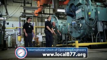 International Union of Operating Engineers TV Spot, 'Don't Get Left Behind' - Thumbnail 5