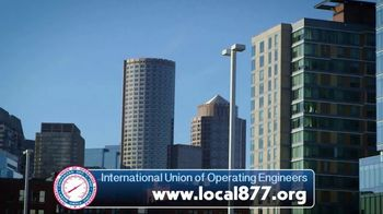 International Union of Operating Engineers TV Spot, 'Don't Get Left Behind' - Thumbnail 6