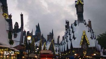 USA Network Universal Parks Sweepstakes TV Spot, 'Wizarding World' - Thumbnail 2