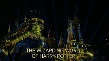 USA Network Universal Parks Sweepstakes TV Spot, 'Wizarding World' - Thumbnail 4