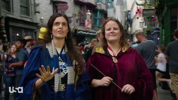 USA Network Universal Parks Sweepstakes TV Spot, 'Wizarding World' - Thumbnail 5