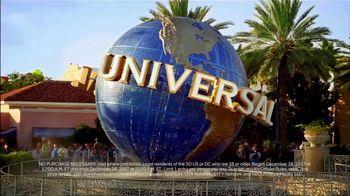 USA Network Universal Parks Sweepstakes TV Spot, 'Wizarding World' - Thumbnail 8