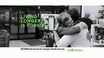 Keytruda TV Spot, 'It's TRU: Donna's Story - Living Longer Is Possible' - Thumbnail 10