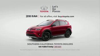 Toyota We Make it Easy Sales Event TV Spot, '2018 RAV4: Family' [T1] - Thumbnail 6