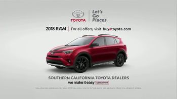 Toyota We Make it Easy Sales Event TV Spot, '2018 RAV4: Family' [T1] - Thumbnail 7