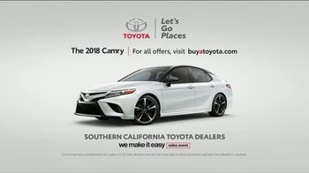 Toyota We Make It Easy Sales Event TV Spot, 'Test Track' [T2] - Thumbnail 6