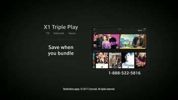 XFINITY X1 Triple Play TV Spot, 'You're Ready' - Thumbnail 7
