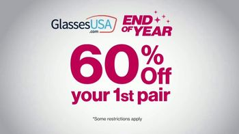 GlassesUSA.com TV Spot, 'Bad Break' - Thumbnail 8