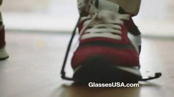 GlassesUSA.com TV Spot, 'Bad Break' - Thumbnail 2