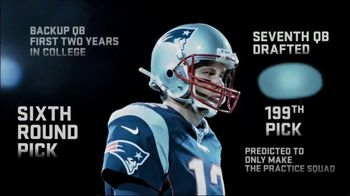 Madden NFL Mobile TV Spot, 'From Longshot to Legend' Featuring Tom Brady - Thumbnail 3