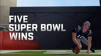 Madden NFL Mobile TV Spot, 'From Longshot to Legend' Featuring Tom Brady - Thumbnail 7