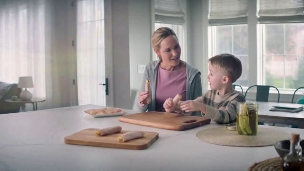 hillshire farm oven roasted turkey tv commercial heart and
