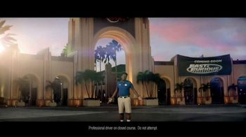 Universal Orlando Resort TV Spot, 'Apologize to Other Vacations' - Thumbnail 7