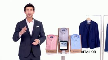 MTailor TV Spot, 'A Tailor in Your Pocket'
