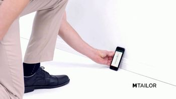 MTailor TV Spot, 'A Tailor in Your Pocket' - Thumbnail 6
