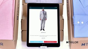 MTailor TV Spot, 'A Tailor in Your Pocket' - Thumbnail 7