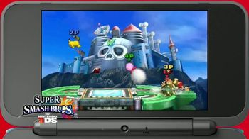 Nintendo 2DS XL TV Spot, 'Disney Channel: World of Adventure' - Thumbnail 4