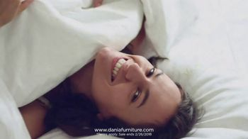 Dania Sweet Dreams Bedroom Event TV Spot, 'Refresh Your Space' - Thumbnail 2