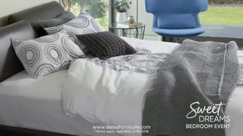 Dania Sweet Dreams Bedroom Event TV Spot, 'Refresh Your Space' - Thumbnail 5