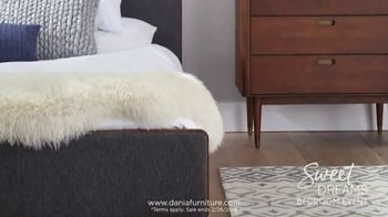 Dania Sweet Dreams Bedroom Event TV Spot, 'Refresh Your Space' - Thumbnail 6