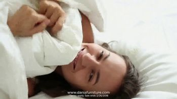 Dania Sweet Dreams Bedroom Event TV Spot, 'Refresh Your Space' - Thumbnail 8