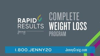 Jenny Craig Rapid Results TV Spot, 'Erin: $100 in Free Food' - Thumbnail 4