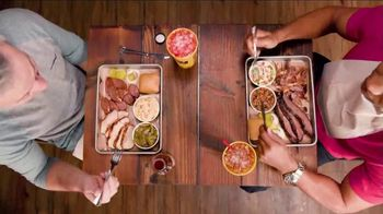 Dickey's BBQ 2 for $22 TV Spot, 'Doubling Up'