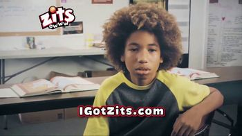 Zits TV Spot, 'Classroom Can't Stop' - Thumbnail 5