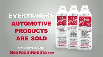 Sea Foam Motor Treatment TV Spot, 'Just Pour it In: Rebate' - Thumbnail 10