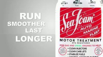 Sea Foam Motor Treatment TV Spot, 'Just Pour it In: Rebate' - Thumbnail 2