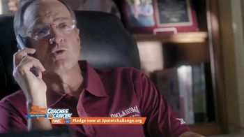 American Cancer Society TV Spot, 'The Recruiting Call' Feat. Roy Williams - Thumbnail 4