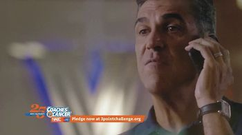 American Cancer Society TV Spot, 'The Recruiting Call' Feat. Roy Williams - Thumbnail 5